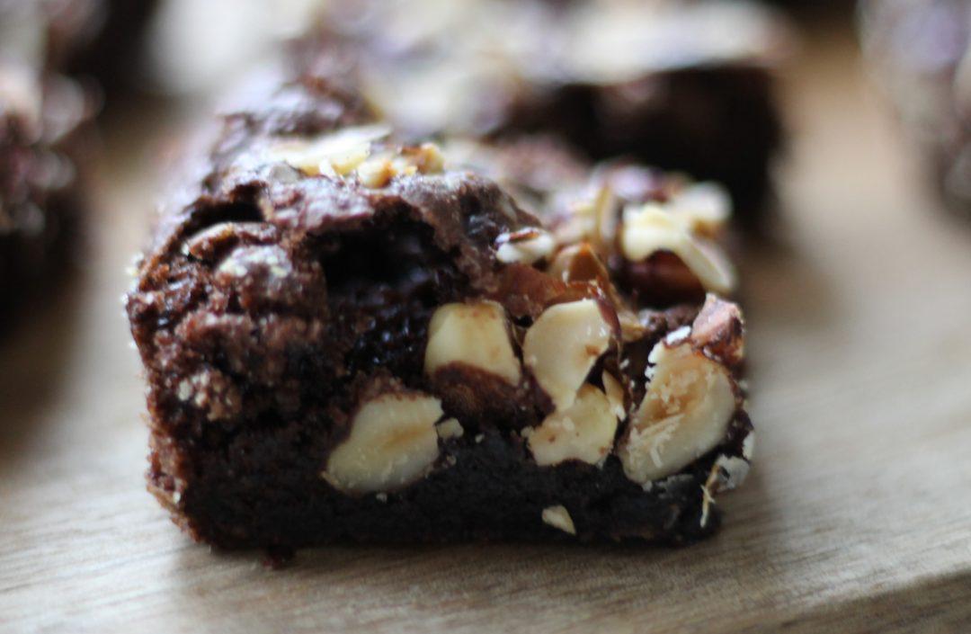 Hurtig, nem og lækker brownie