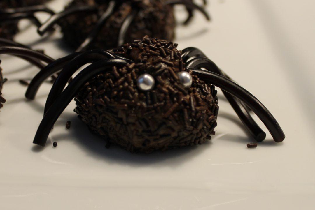 Edderkoppe romkugler